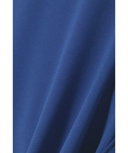 22 OCTOBRE / ヴァンドゥー・オクトーブル Tシャツ | [ウォッシャブル]サイドタックブラウソー | 詳細2