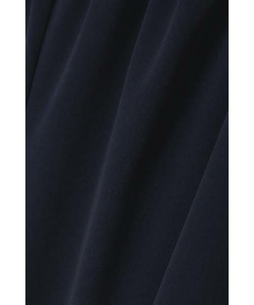22 OCTOBRE / ヴァンドゥー・オクトーブル パンツ   [ウォッシャブル]ヴィンテージジョーゼットパンツ   詳細7