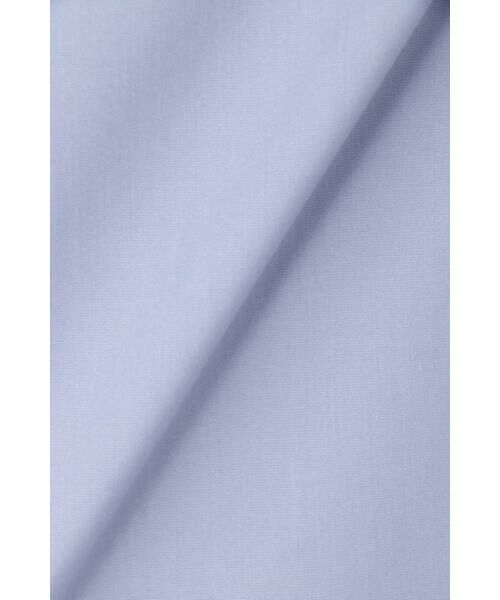 22 OCTOBRE / ヴァンドゥー・オクトーブル シャツ・ブラウス | [洗える]ロールカラーブラウス | 詳細7