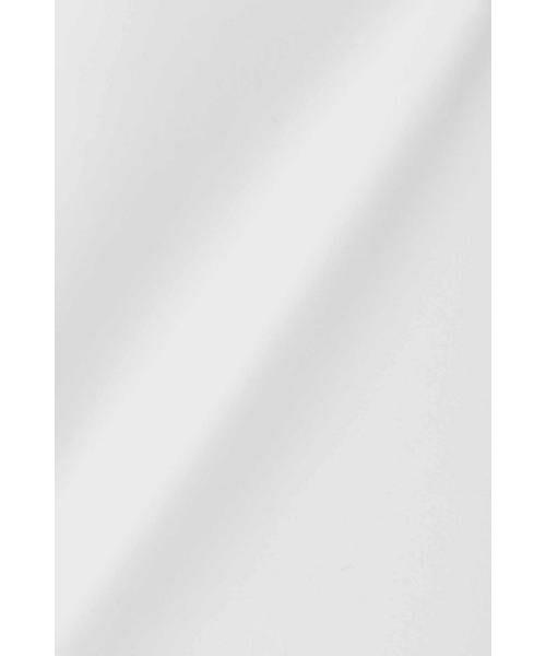 22 OCTOBRE / ヴァンドゥー・オクトーブル シャツ・ブラウス | [洗える]ロールカラーブラウス | 詳細10