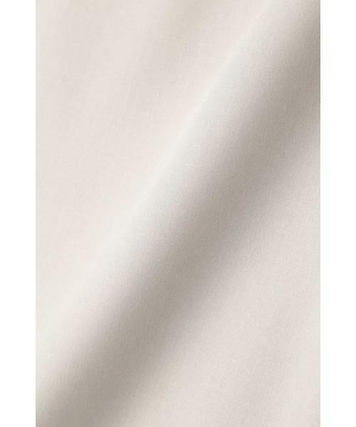 22 OCTOBRE / ヴァンドゥー・オクトーブル シャツ・ブラウス | [洗える]スリーブノットブラウス | 詳細16