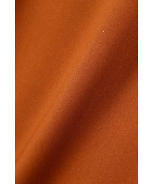 22 OCTOBRE / ヴァンドゥー・オクトーブル シャツ・ブラウス | [洗える]スリーブノットブラウス | 詳細19
