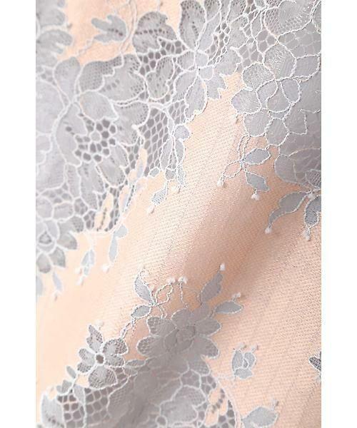 22 OCTOBRE / ヴァンドゥー・オクトーブル シャツ・ブラウス | 配色フラワーレースブラウス | 詳細10