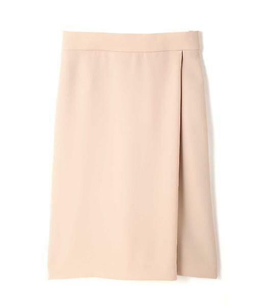 22 OCTOBRE / ヴァンドゥー・オクトーブル スカート | ◆ツイルラップ風スカート | 詳細1
