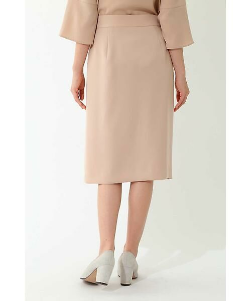 22 OCTOBRE / ヴァンドゥー・オクトーブル スカート | ◆ツイルラップ風スカート | 詳細3