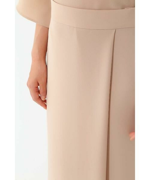 22 OCTOBRE / ヴァンドゥー・オクトーブル スカート | ◆ツイルラップ風スカート | 詳細5
