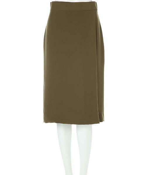 22 OCTOBRE / ヴァンドゥー・オクトーブル スカート | ◆ツイルラップ風スカート | 詳細10