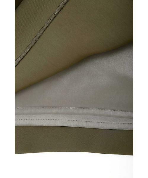22 OCTOBRE / ヴァンドゥー・オクトーブル スカート | ◆ツイルラップ風スカート | 詳細11