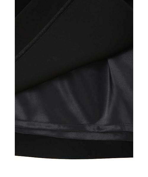 22 OCTOBRE / ヴァンドゥー・オクトーブル スカート | ◆ツイルラップ風スカート | 詳細14