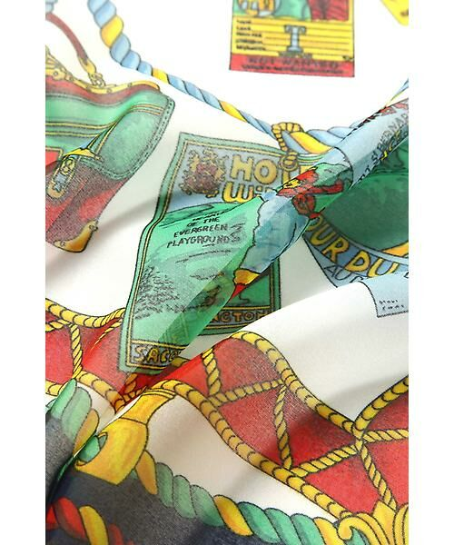 22 OCTOBRE / ヴァンドゥー・オクトーブル 服飾雑貨 | スカーフ | 詳細2