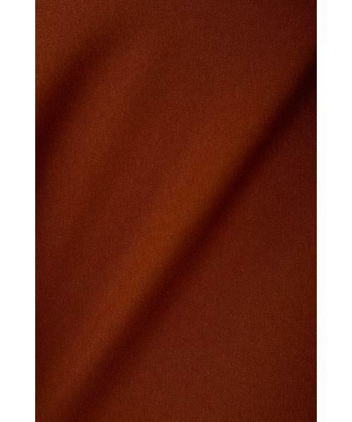 22 OCTOBRE / ヴァンドゥー・オクトーブル シャツ・ブラウス | ◆シルク調ツイルセットアップブラウス | 詳細7