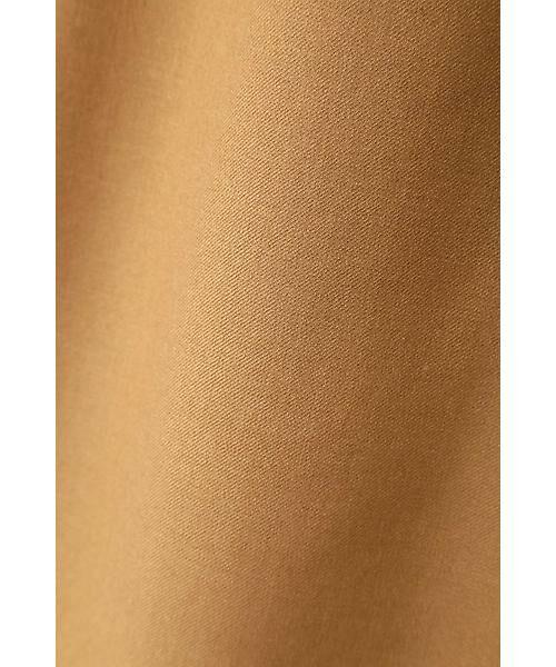 22 OCTOBRE / ヴァンドゥー・オクトーブル スカート | ハイウエストラップ風スカート | 詳細9