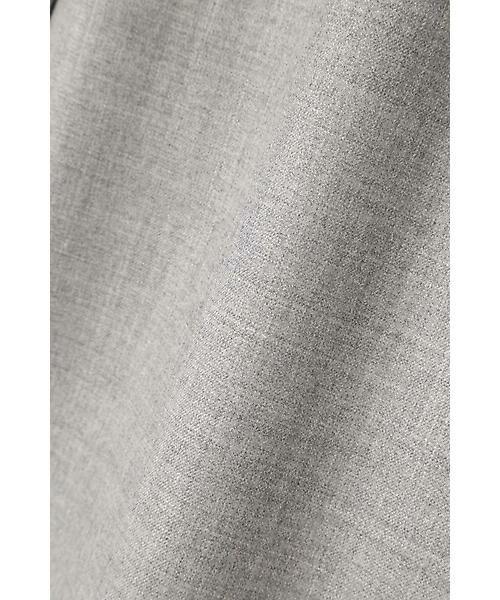 22 OCTOBRE / ヴァンドゥー・オクトーブル スカート | ハイウエストラップ風スカート | 詳細14