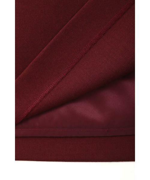 22 OCTOBRE / ヴァンドゥー・オクトーブル スカート | ハイウエストラップ風スカート | 詳細19