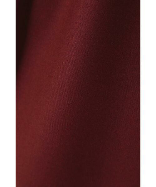 22 OCTOBRE / ヴァンドゥー・オクトーブル スカート | ハイウエストラップ風スカート | 詳細20