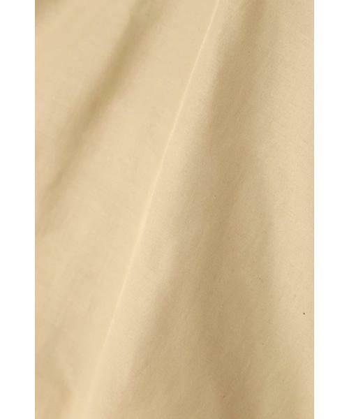 22 OCTOBRE / ヴァンドゥー・オクトーブル シャツ・ブラウス | 刺繍スリーブブラウス | 詳細2