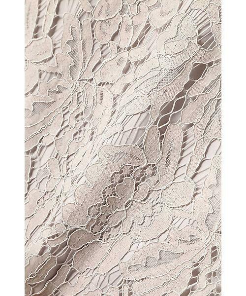 22 OCTOBRE / ヴァンドゥー・オクトーブル シャツ・ブラウス | レースプルオーバーブラウス | 詳細11
