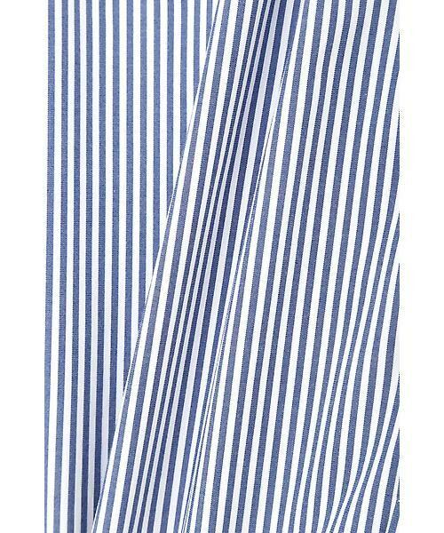 22 OCTOBRE / ヴァンドゥー・オクトーブル シャツ・ブラウス | ストライプシャツ | 詳細9