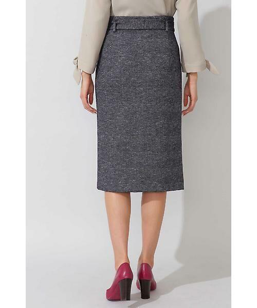 22 OCTOBRE / ヴァンドゥー・オクトーブル スカート | コットンウールジャージースカート | 詳細3