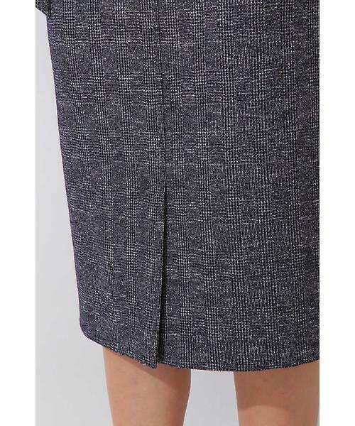 22 OCTOBRE / ヴァンドゥー・オクトーブル スカート | コットンウールジャージースカート | 詳細7