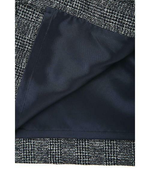 22 OCTOBRE / ヴァンドゥー・オクトーブル スカート | コットンウールジャージースカート | 詳細8