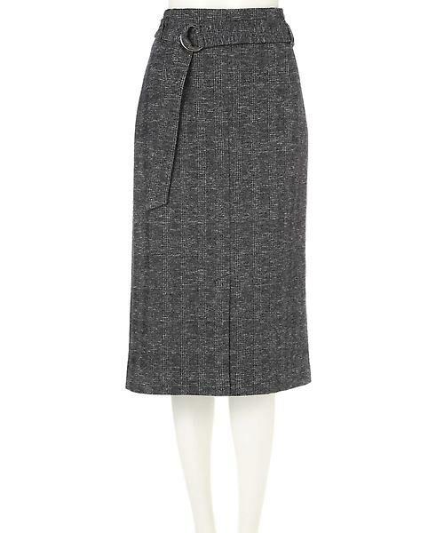 22 OCTOBRE / ヴァンドゥー・オクトーブル スカート | コットンウールジャージースカート | 詳細10