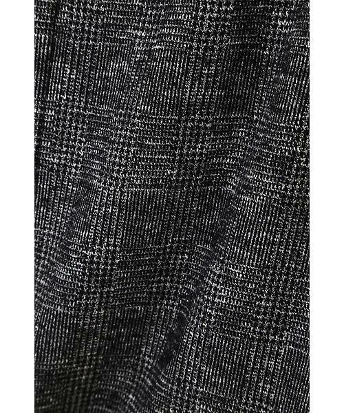 22 OCTOBRE / ヴァンドゥー・オクトーブル スカート | コットンウールジャージースカート | 詳細11