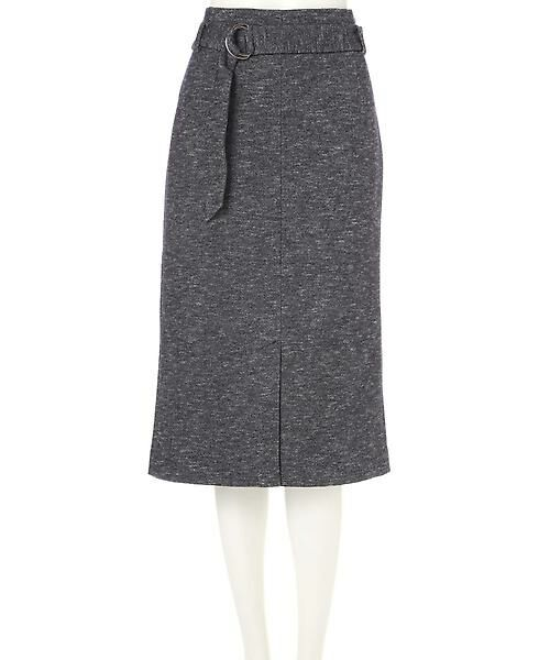 22 OCTOBRE / ヴァンドゥー・オクトーブル スカート | コットンウールジャージースカート | 詳細14