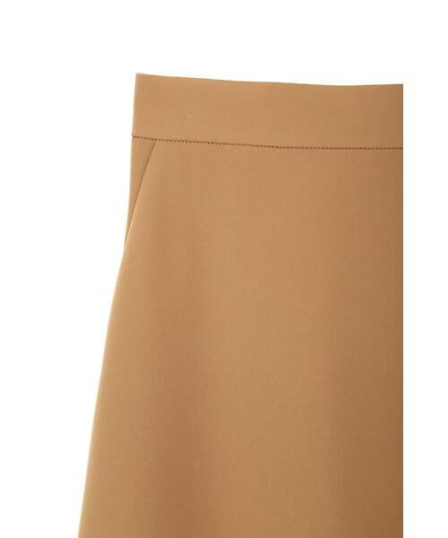 22 OCTOBRE / ヴァンドゥー・オクトーブル スカート | 平二重フレアスカート | 詳細3