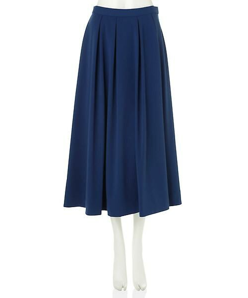 22 OCTOBRE / ヴァンドゥー・オクトーブル スカート | T/Rカラースカート | 詳細1