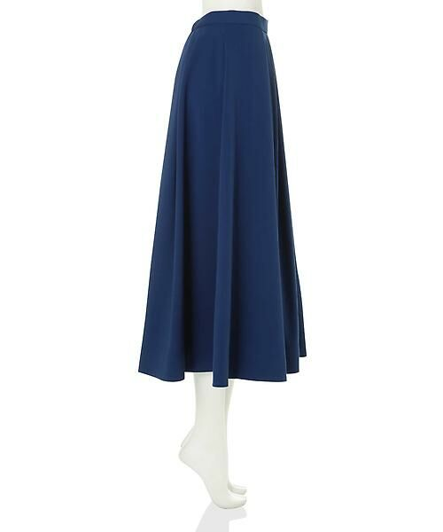 22 OCTOBRE / ヴァンドゥー・オクトーブル スカート | T/Rカラースカート | 詳細3