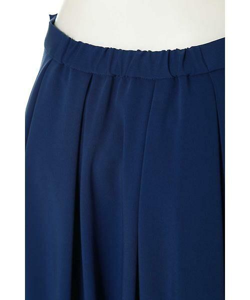 22 OCTOBRE / ヴァンドゥー・オクトーブル スカート | T/Rカラースカート | 詳細7