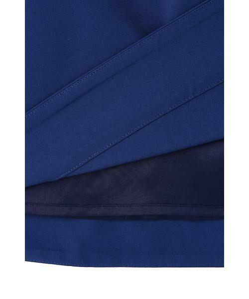 22 OCTOBRE / ヴァンドゥー・オクトーブル スカート | T/Rカラースカート | 詳細8