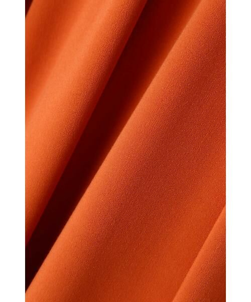 22 OCTOBRE / ヴァンドゥー・オクトーブル スカート | T/Rカラースカート | 詳細13