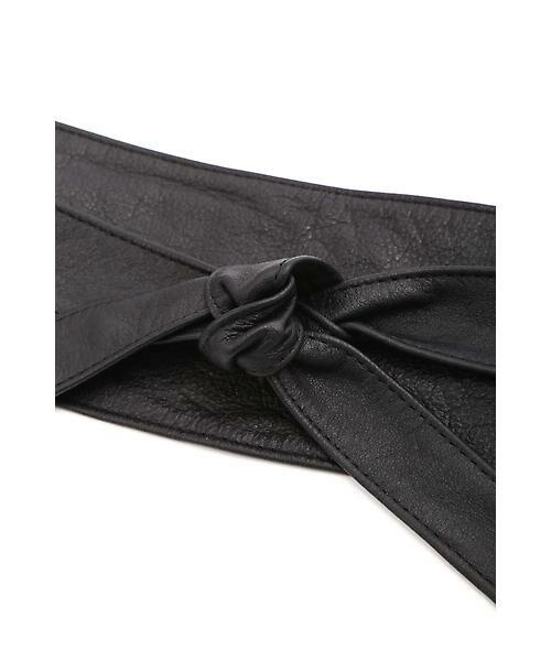 22 OCTOBRE / ヴァンドゥー・オクトーブル 服飾雑貨 | サッシュベルト | 詳細2