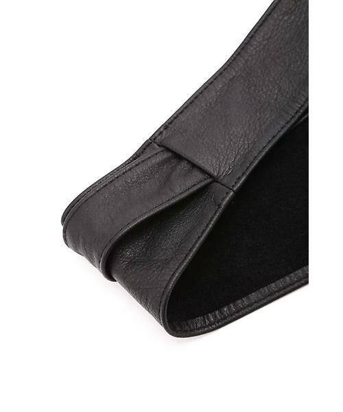 22 OCTOBRE / ヴァンドゥー・オクトーブル 服飾雑貨 | サッシュベルト | 詳細3