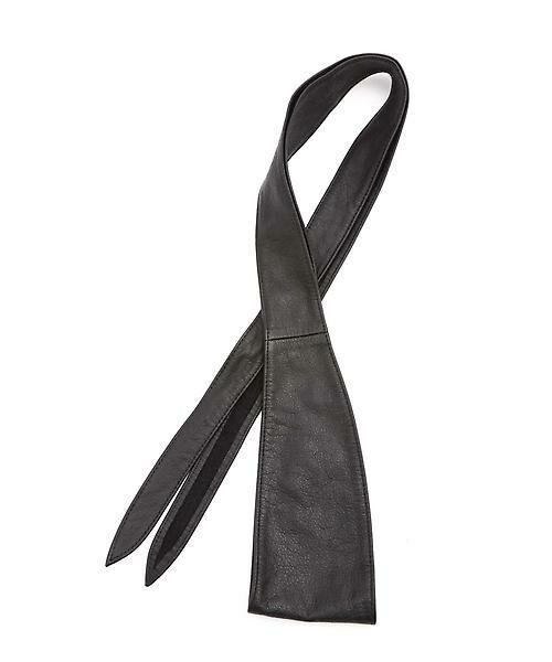 22 OCTOBRE / ヴァンドゥー・オクトーブル 服飾雑貨 | サッシュベルト | 詳細4