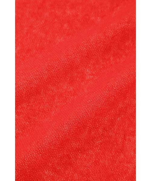 22 OCTOBRE / ヴァンドゥー・オクトーブル 服飾雑貨 | カシミヤストール | 詳細2