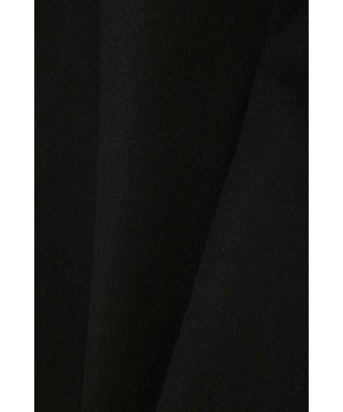 22 OCTOBRE / ヴァンドゥー・オクトーブル アウター | ◆カシミヤ混ファー付ウールコート | 詳細12