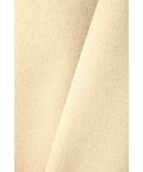 22 OCTOBRE / ヴァンドゥー・オクトーブル アウター | ◆カシミヤ混ファー付ウールコート | 詳細16