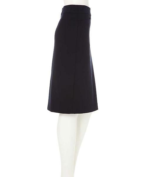 22 OCTOBRE / ヴァンドゥー・オクトーブル スカート | ハイゲージモクロディスカート | 詳細3