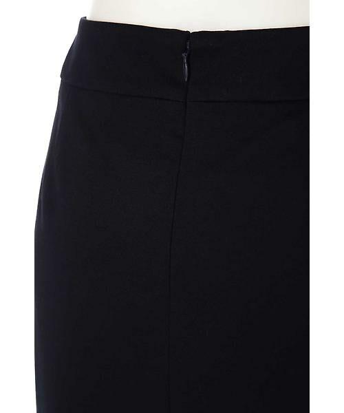 22 OCTOBRE / ヴァンドゥー・オクトーブル スカート | ハイゲージモクロディスカート | 詳細6