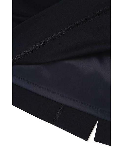 22 OCTOBRE / ヴァンドゥー・オクトーブル スカート | ハイゲージモクロディスカート | 詳細8
