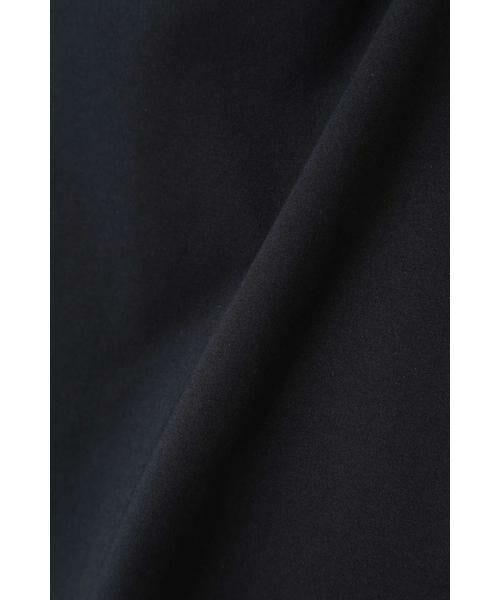 22 OCTOBRE / ヴァンドゥー・オクトーブル スカート | ハイゲージモクロディスカート | 詳細11