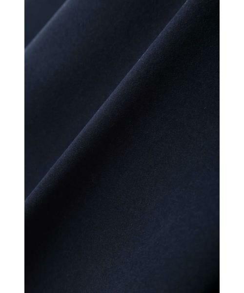 22 OCTOBRE / ヴァンドゥー・オクトーブル シャツ・ブラウス | [WEB限定商品]ピーチサテンスリーブノットブラウス | 詳細10