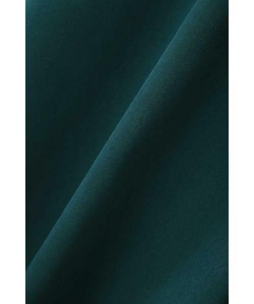 22 OCTOBRE / ヴァンドゥー・オクトーブル シャツ・ブラウス | [WEB限定商品]ピーチサテンスリーブノットブラウス | 詳細12