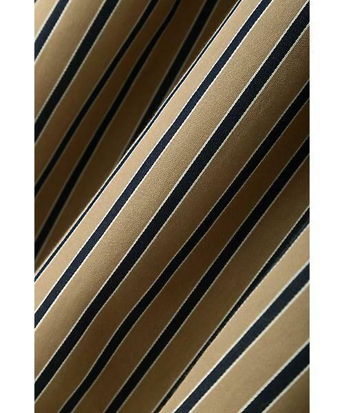 22 OCTOBRE / ヴァンドゥー・オクトーブル スカート | [WEB限定商品]マルチストライプフィッシュテールスカート | 詳細12
