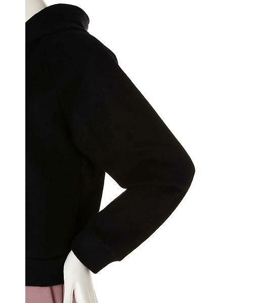 22 OCTOBRE / ヴァンドゥー・オクトーブル シャツ・ブラウス | [WEB限定商品]ウールシャギーフーデット | 詳細13