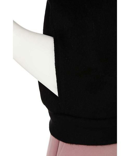 22 OCTOBRE / ヴァンドゥー・オクトーブル シャツ・ブラウス | [WEB限定商品]ウールシャギーフーデット | 詳細15