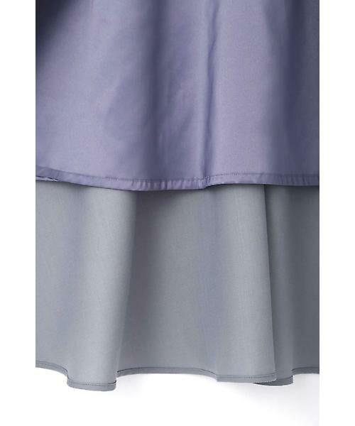 22 OCTOBRE / ヴァンドゥー・オクトーブル スカート | ◆ビエラフィッシュテールスカート | 詳細5